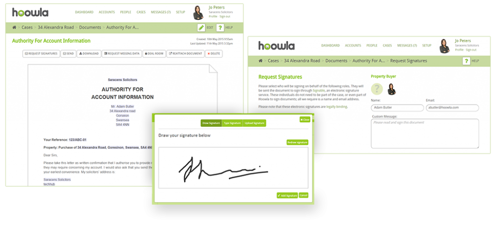 e-conveyancing-digital-electronic-signatures