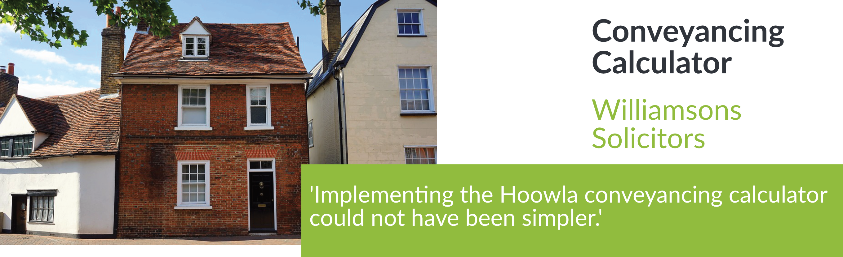 Hoowla Review Conveyancing Calculator Williamsons Solicitors