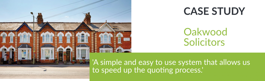 Oakwood Solicitors Case Study Header